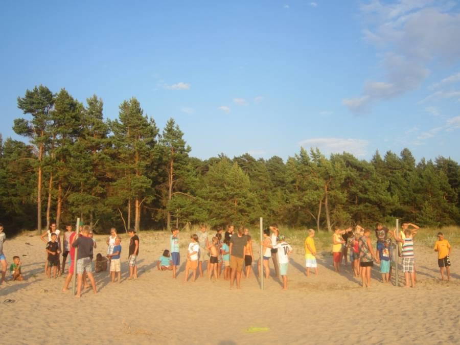 Seikluslik- ja vabaaja lastelaager Pärnumaal Pärlselja Puhkekeskuses